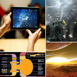 Space-Themed Apps For Your Futuristic Tablet
