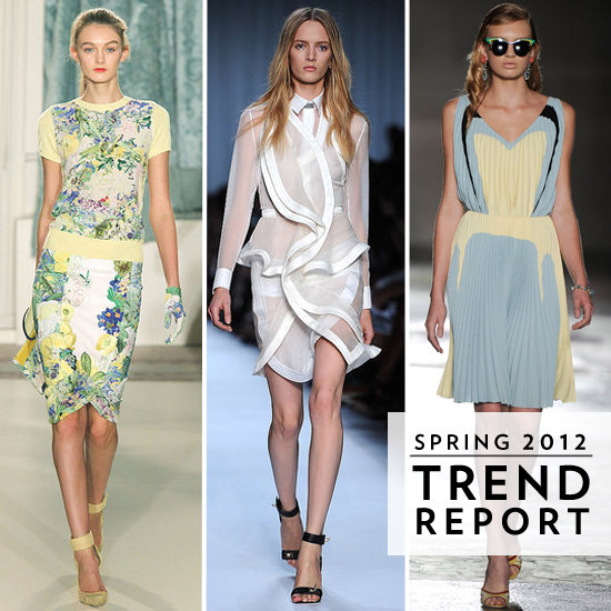 Top Spring 2012 Trends Report