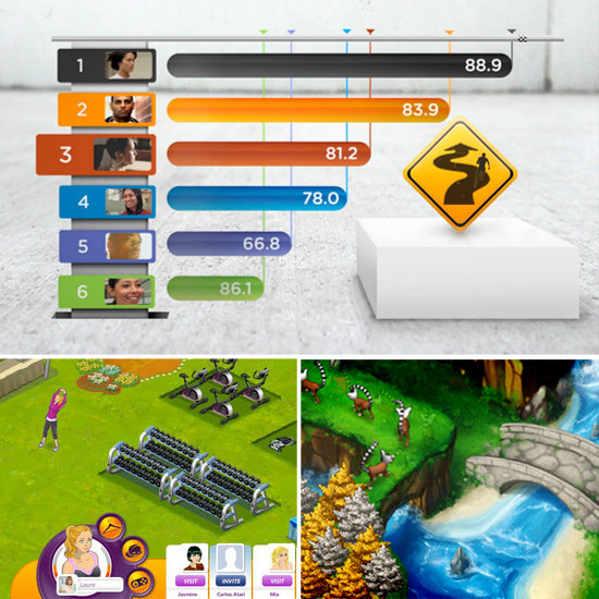 Digital Motivation: 3 Social Games to Inspire Working Out