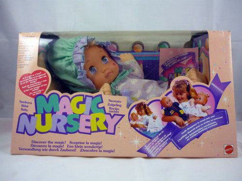 Magic Nursery Dolls