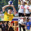 Prince Harry Pictures in Brazil With Prince William Masks