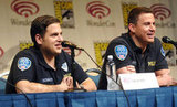 Channing Tatum and Jonah Hill at WonderCon.