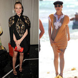 Diane Kruger Hits the Beach Following a Fashionable Miami Night Out