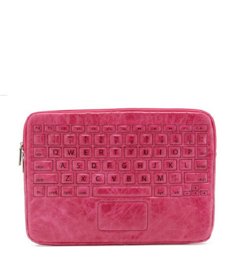 Rebecca Minkoff Stitched Virginia Laptop Sleeve ($98)