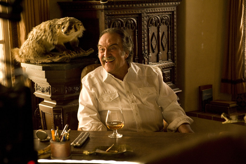 Pedro Armendáriz Jr. in Casa de mi Padre. Photo courtesy of Lionsgate