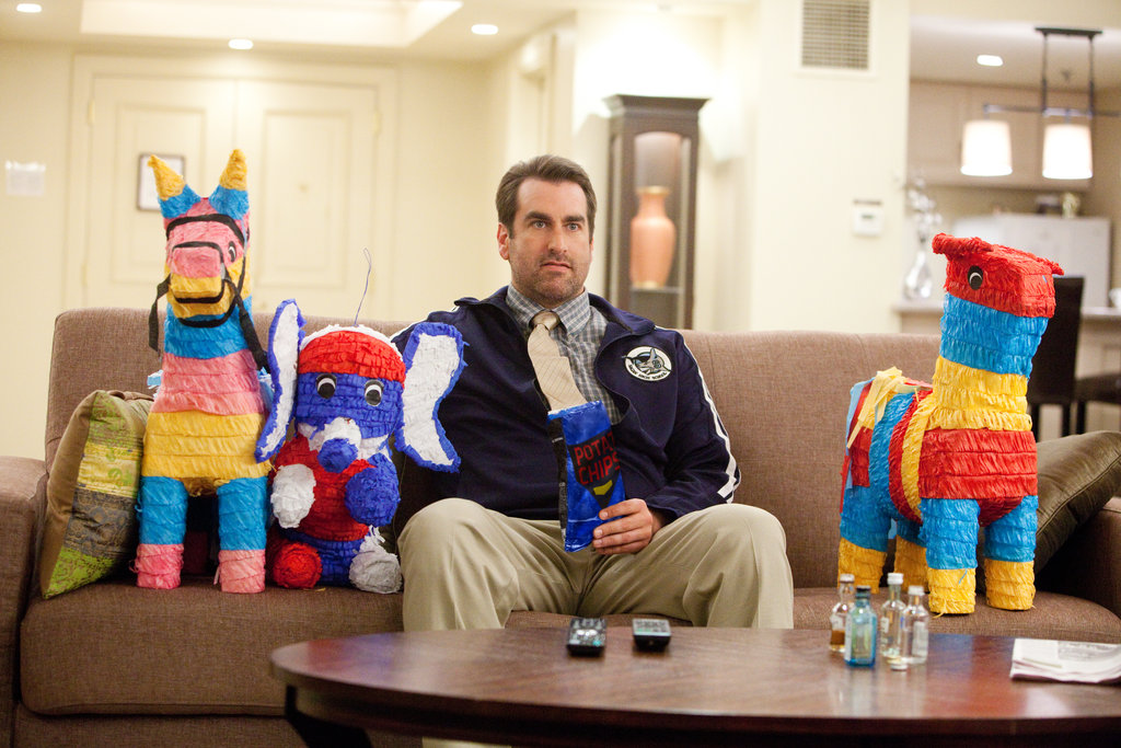 Rob Riggle in 21 Jump Street. Photo courtesy of Sony Pictures