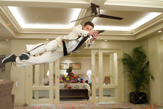 Channing Tatum in 21 Jump Street. Photo courtesy of Sony Pictures