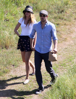 Blake Lively and Ryan Reynold Pictures on LA Picnic
