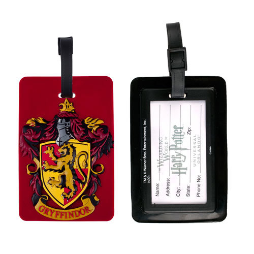 Gryffindor Luggage Tag ($8)