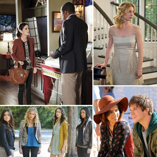 The Latest Batch of Stylish TV Moments: Revenge, Hart of Dixie, Gossip Girl & More
