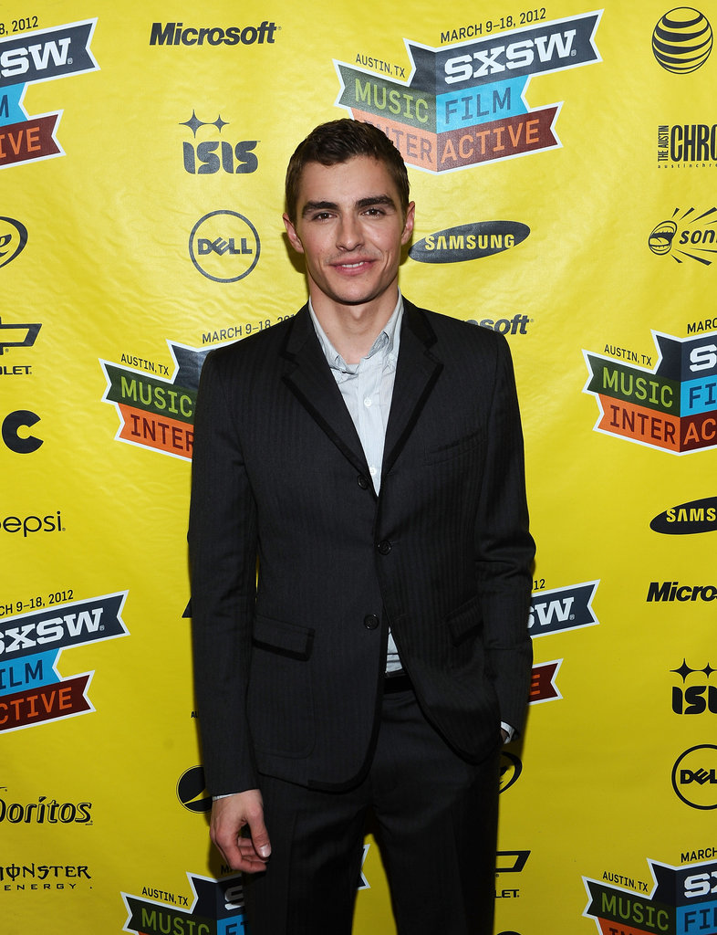 Dave Franco posed at SXSW.
