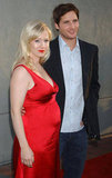 Peter Facinelli joined pregnant Jennie Garth at the Universal Hilton in LA during May of 2006.