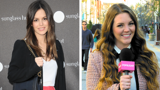 Rachel Bilson Shares What's Inside Her Purse and Her Hidden Talent!