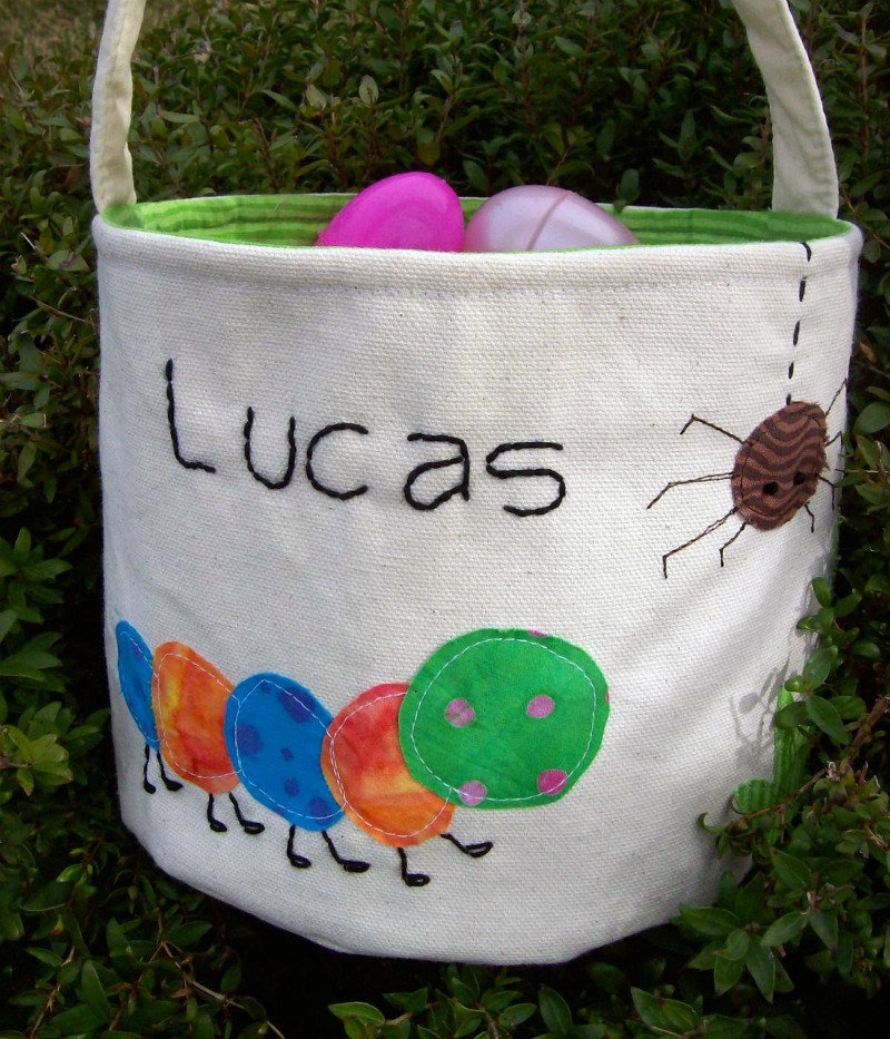 Backyard Bug Easter Basket ($30)