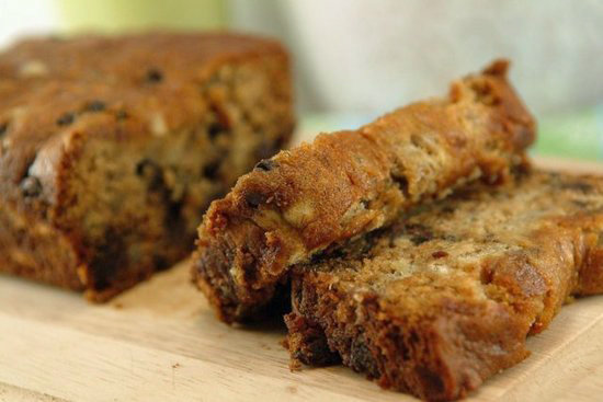 Babycakes Vegan Chocolate Chip Banana Bread Recipe