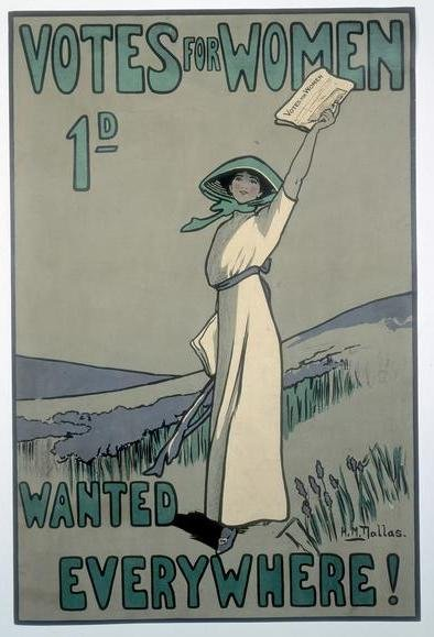 This poster was made in 1909.