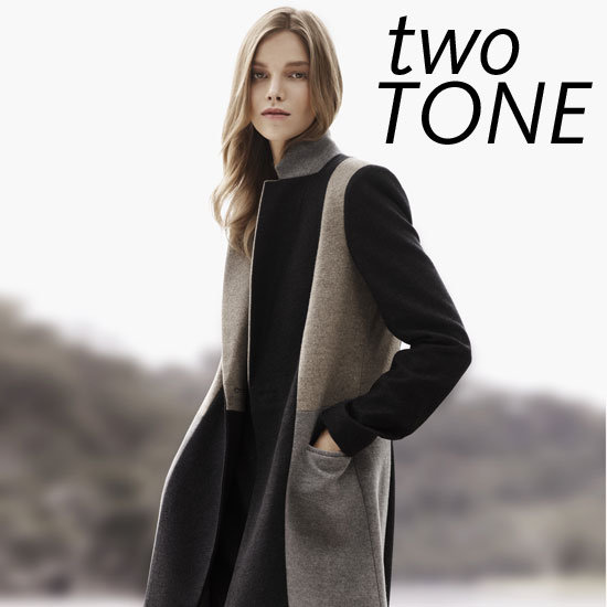 Desk-Bound Buys: Our Top 5 Neutral, Two-Tone Coats