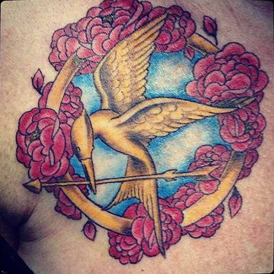 10 Mockingjay Tattoos and the Stories Behind Them
