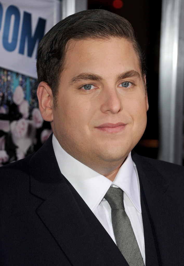 Jonah Hill was fresh off his SNL hosting stint.