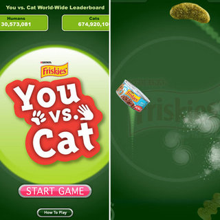 You vs. Cat iPad App