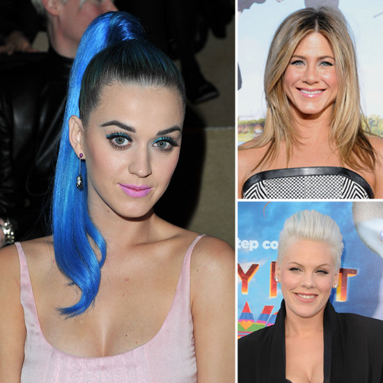 Jen, Katy, Pink, and More Share Their Healthy Eating Advice