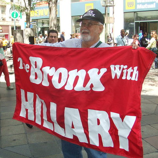 Hillary Clinton Supporters at the Convention
