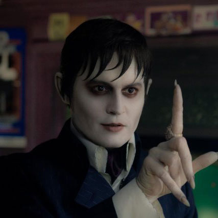 Dark Shadows Trailer With Johnny Depp