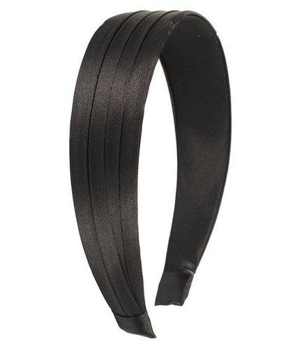 Pleated Satin Headband ($1.90)
