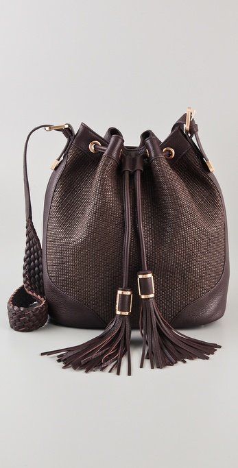 Rachel Zoe Joni Bucket Bag ($495)