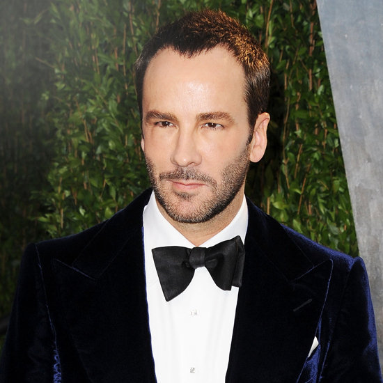 Is Tom Ford Using Celebrities to Debut His Fall 2012 Collection?