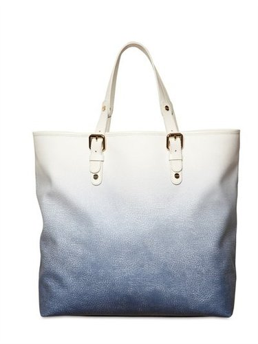 BORBONESE &quot;OP&quot; DEGRADE PRINT TOTE 