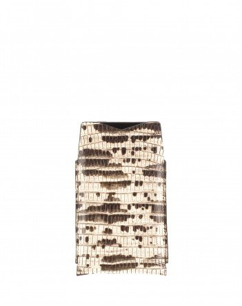 Lanvin Lizard Print Leather iPhone Case