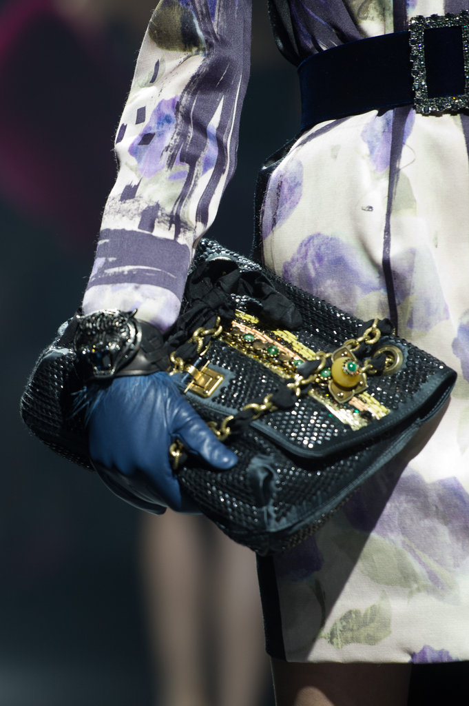 Lanvin Fall 2012 Accessories