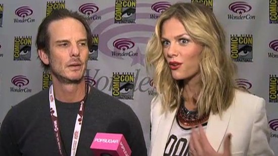 "Video: Brooklyn Decker Talks Excitement Over Battleship and . . . ""Snot Bubbles""?"