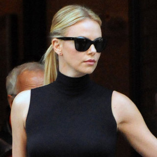 Charlize Theron Today Show Pictures
