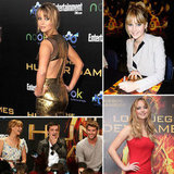 Jennifer Lawrence's Hottest Hunger Games Press Moments!