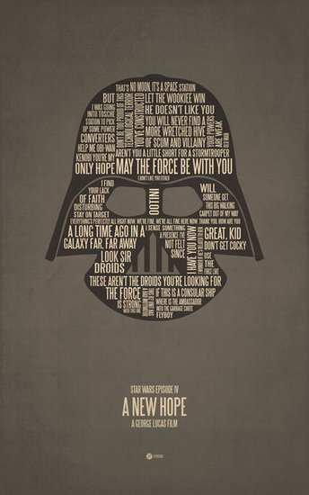Star Wars Episode IV Print ($17) 