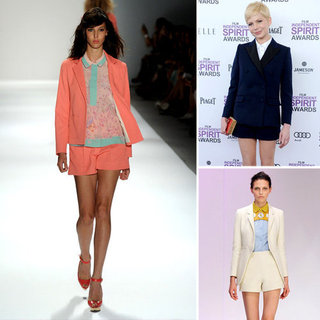 How to Wear Short Suits For Spring