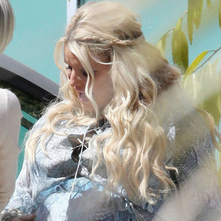 Jessica Simpson's Baby Shower Gifts