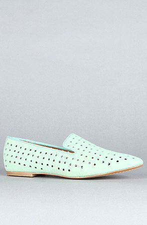 The Lilo Shoe in Light Blue
