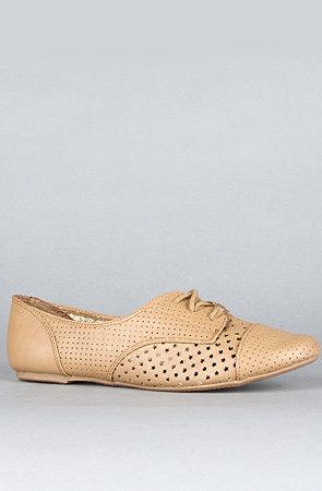 The Stars Shoe in Tan