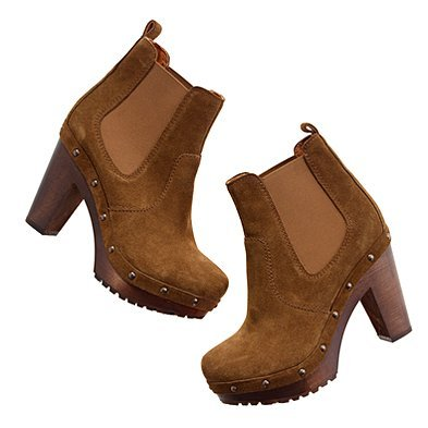 The Clog Bootie