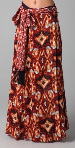 Tory Burch Federica Skirt