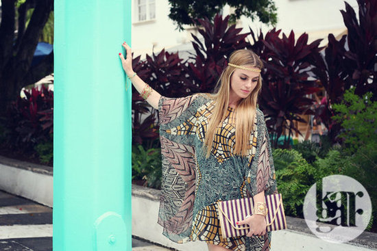 South Beach Boho Chic