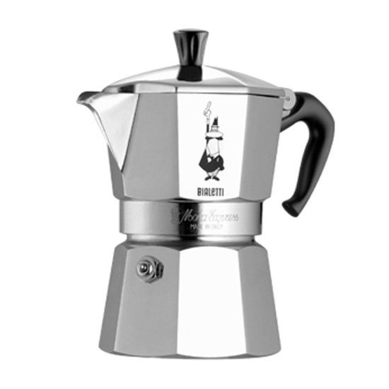 Italian Stove-Top Espresso Makers