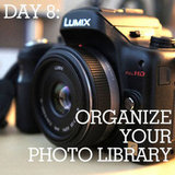 Keep your pics in order with these organizational tips.