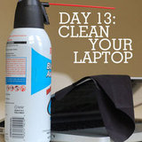 It's about that time — a few tips for cleaning your laptop.