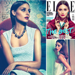 Olivia Palermo For Elle Ukraine Photos