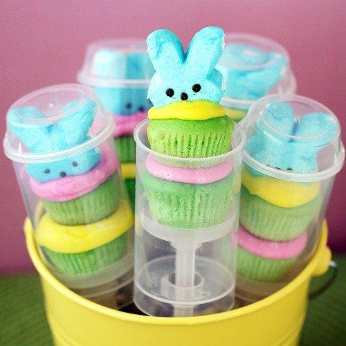 Cupcake Push Pop Peeps