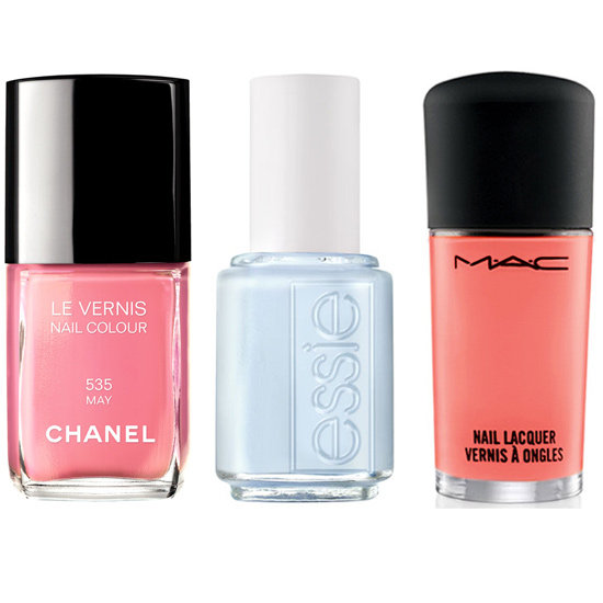 Chanel, Essie and MAC's Spring Nail Colours
